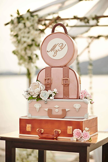 Cecilia DeBelen LuggageCake by Cake Break