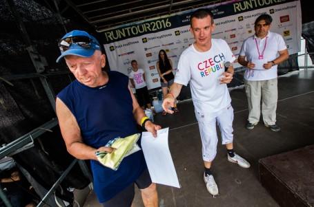 ROZHOVOR: Díky fyzičce přemohl rakovinu a v 70 letech sní o maratonu