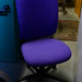 2 lever swivel chair