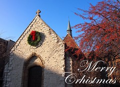 Merry Christmas to our students, @marquettealumni and the entire #marquetteuniversity family around the world.
