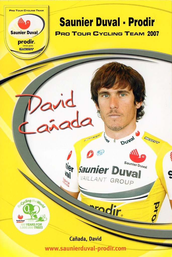 David Canada - Saunier Duval Prodir 2007