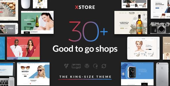 XStore v3.0 – Responsive WooCommerce Theme