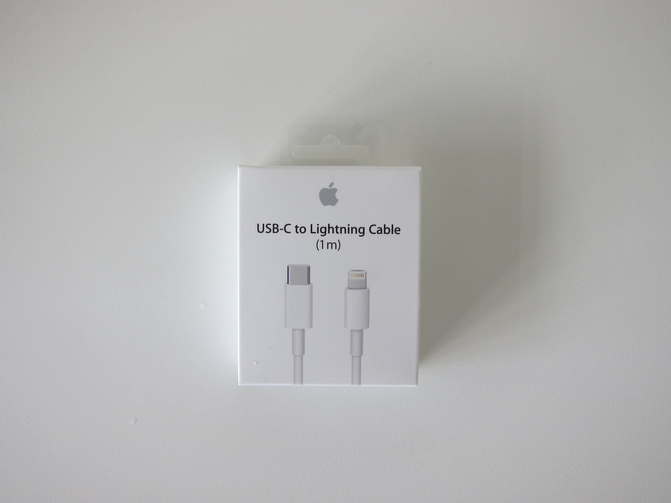 Apple USB C To Lightning Cable 1m Blog