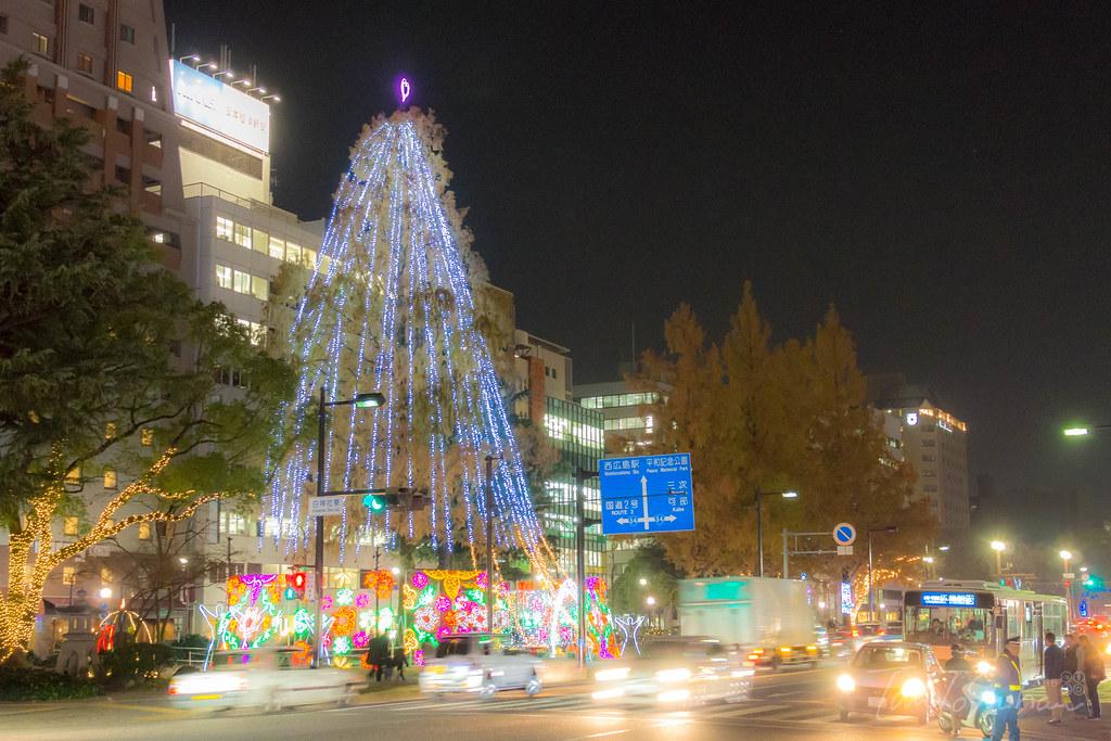 ひろしま ドリミネーション 2016