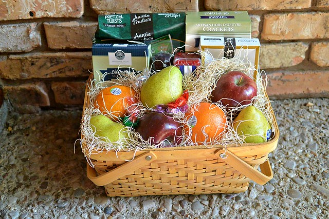 Grandparents' Day Gift Basket