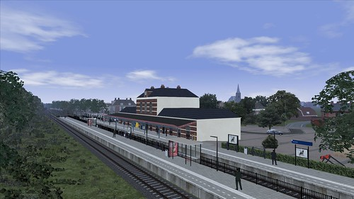 TS2015, Sneek Train SImulator 2015 2016