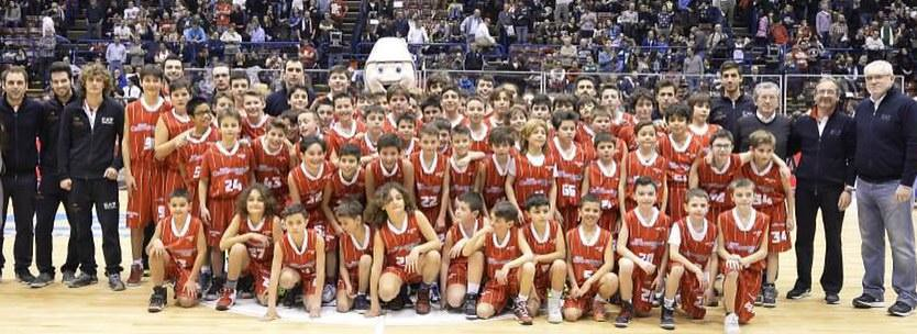 Leva Minibasket Stagione 2015-16