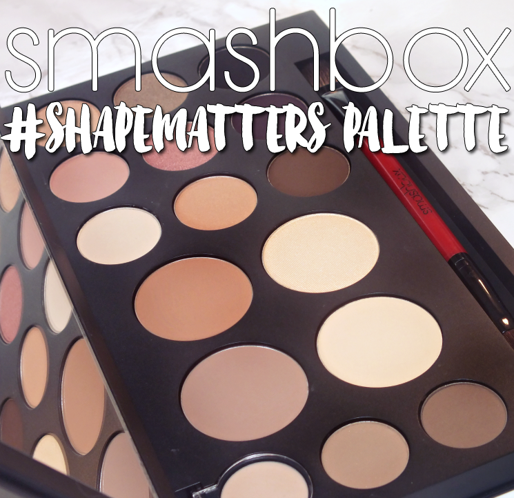 SMASHBOX #SHAPEMATTERS PALETTE 2015 (2)