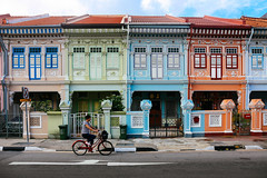 Joo Chiat Shophouses Singapore