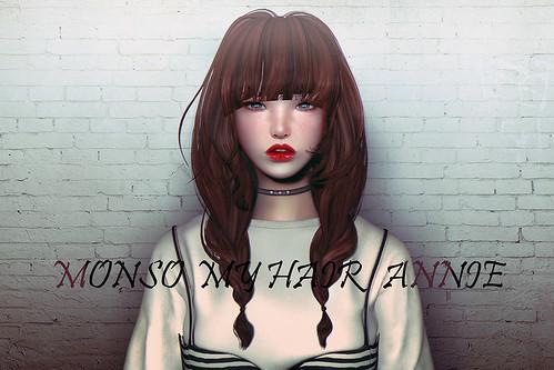 [monso] My Hair - Annie