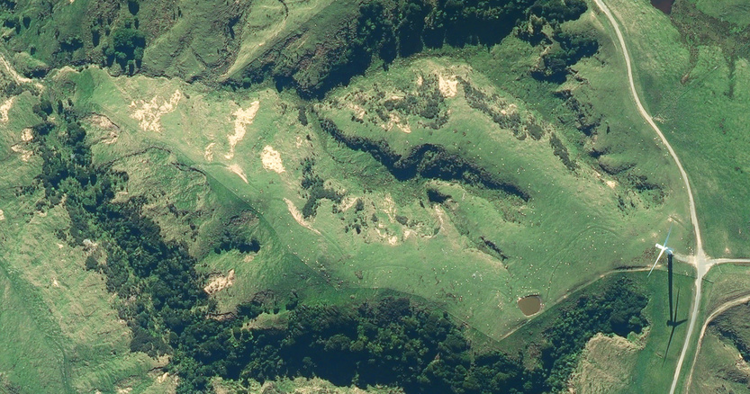 Super Highres New Zealand Aerial Imagery Points Of Interest - High resolution aerial maps