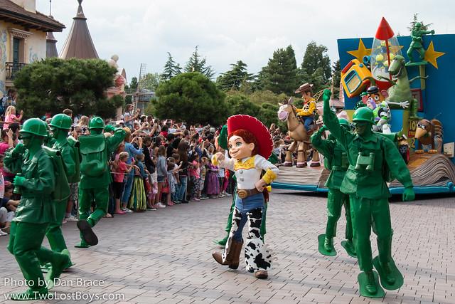 Disney Magic on Parade