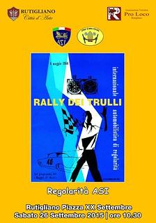 Rutigliano-5° Rally dei Trulli