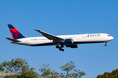 Delta 767-400 N838MH
