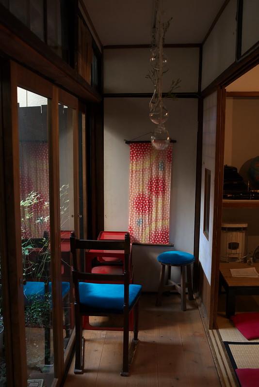 東京路地裏散歩 谷中 Cafeと道具 kokonn 2015年9月12日