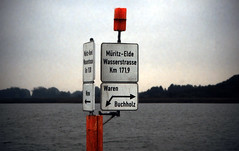 Hausboottour (342) Kleiner Müritz