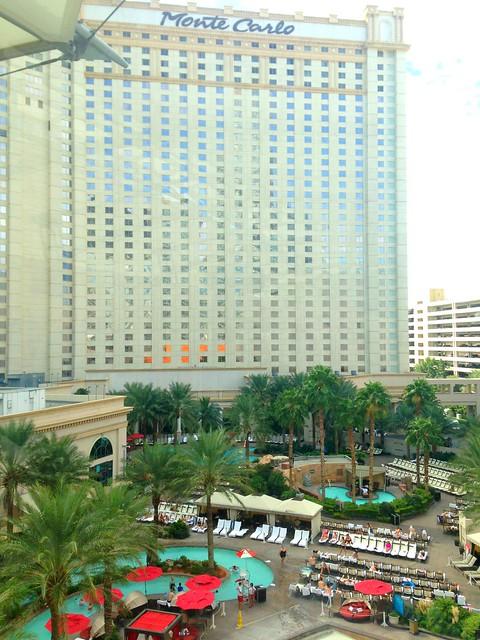 Monte Carlo Hotel, Las Vegas