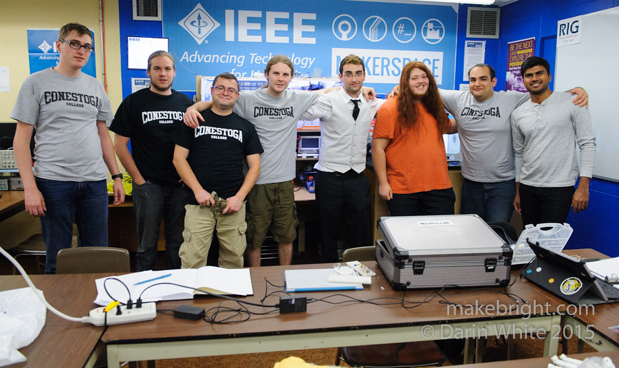Maker Expo with Conestoga College 067