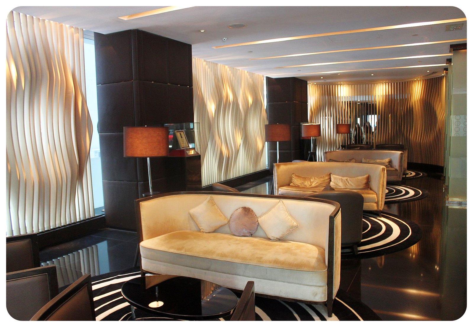 LKF hotel Hong Kong lobby