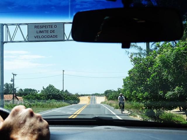 Na estrada para Fortaleza <3
