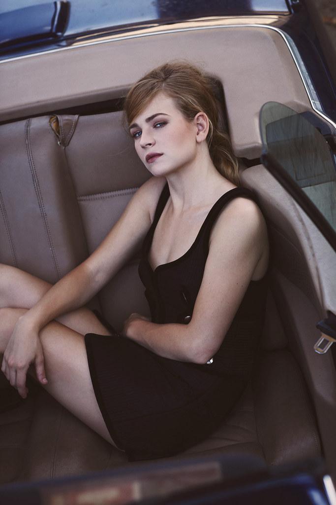 Бритт Робертсон — Фотосессия для «Flaunt» 2015 – 3