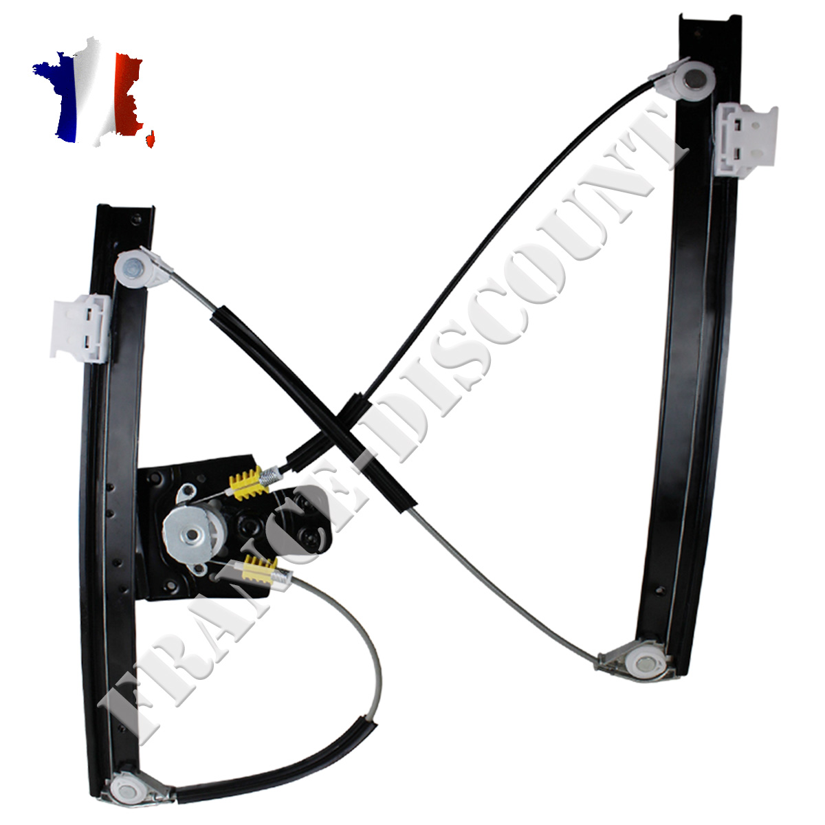 leve vitre electrique avant droit sans moteur citroen c5 ii 2008 ebay. Black Bedroom Furniture Sets. Home Design Ideas