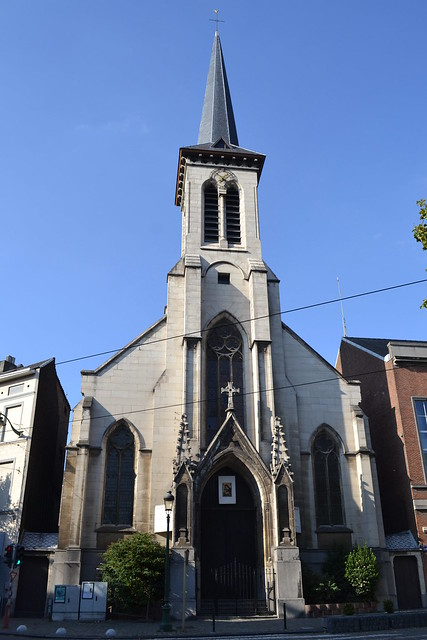 Sint-Barbarakerk, Sint-Jans-Molenbeek