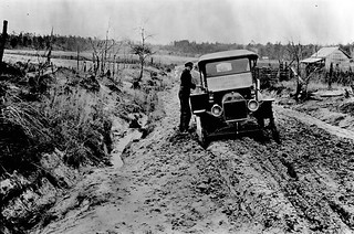 NC Good Roads, Johnson County, circa 1909