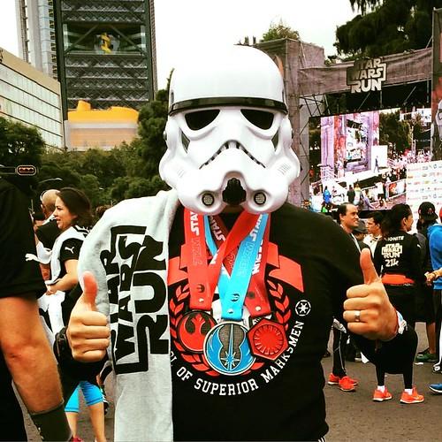 Carrra Star Wars Run México