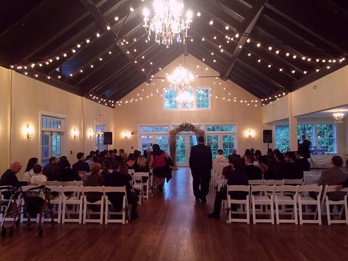 At Aaron and Megan's Wedding (November 1 2014) (1)
