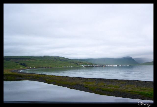 Paseo Grundarfjördur Islandia - Bahía de Grundarfjördur