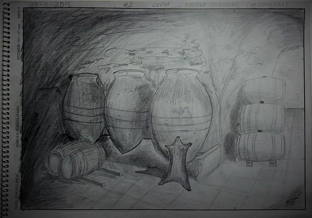 """Cap120 ARQUIMANCHEGUISMOS - II │ """"Cueva. Bodega Dionisos"""""""