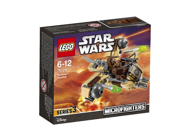 LEGO Star Wars 2016 | 75129 - Wookiee Gunship