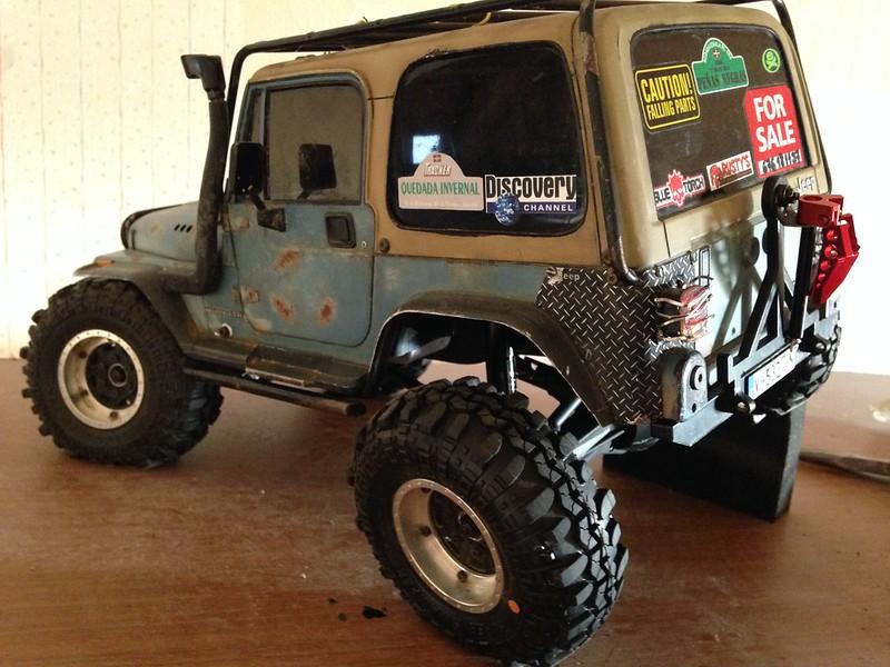 Jeep Wrangler YJ RcModelex 22986011336_03f5295bc6_c