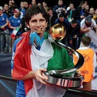 Rutigliano-Luca Leggiero - Italia Campione d'Europa 2014