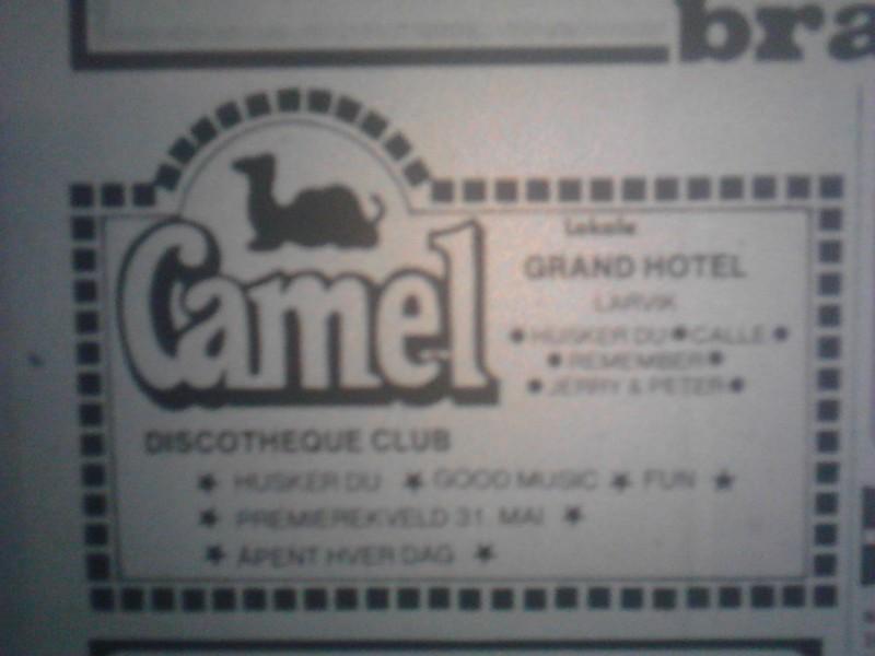 camel club larvik 70-tallet