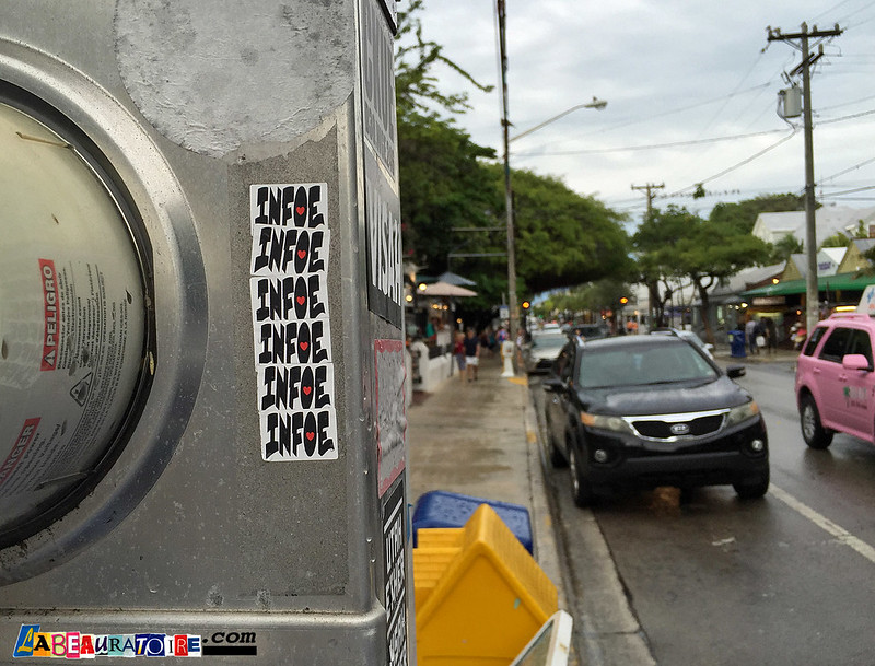 @infoe_stv stickers - Key West - 8646