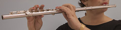 Instrumentos de Muyeres - flauta travesera