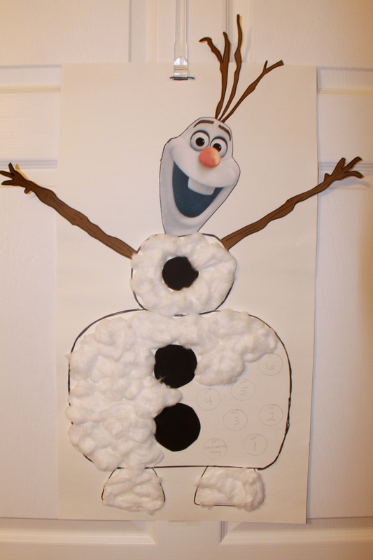 Olaf Countdown