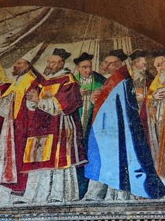 Image of St Mark's Basilica near Venice. ヴェネツィア venice venezia βενετία church chiesa stmark mosaic