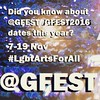 @GFEST 2016 #GFEST2016 coming soon! #LGBTArtsForAll films, performance, art, debates gaywisefestival.org.uk