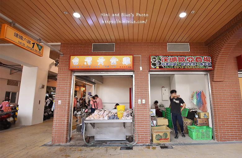 台中新建國市場火車站01