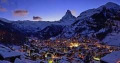 Zermatt: kolébka heliskiingu