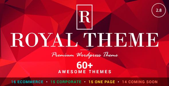 Royal v2.9 - Multi-Purpose WordPress Theme