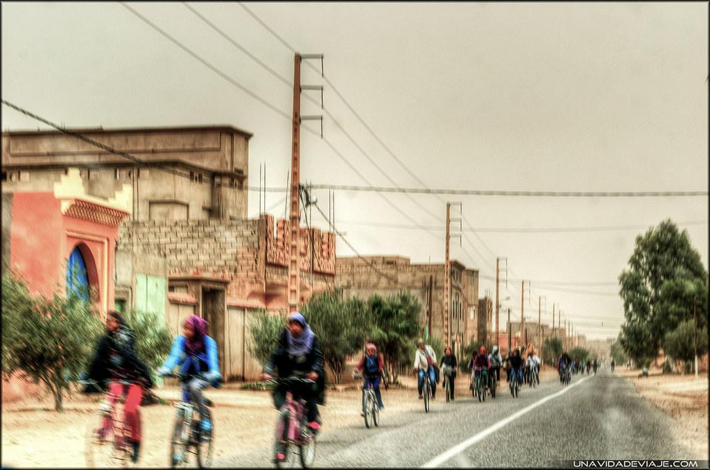 Marruecos sur Tinejdad