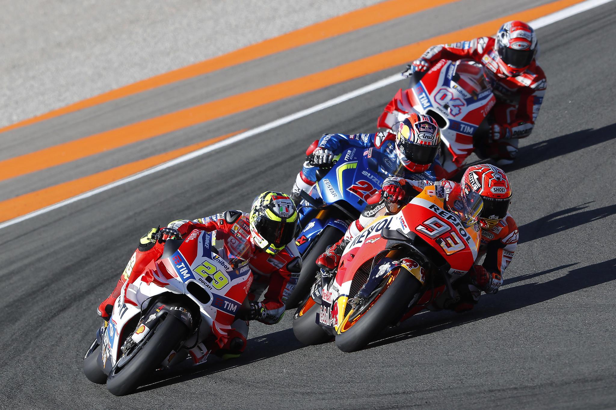 GP Valencia 2016. MotoGP. Marc Márquez