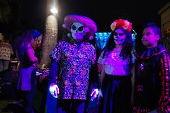 Day of the Dead Family Portrait