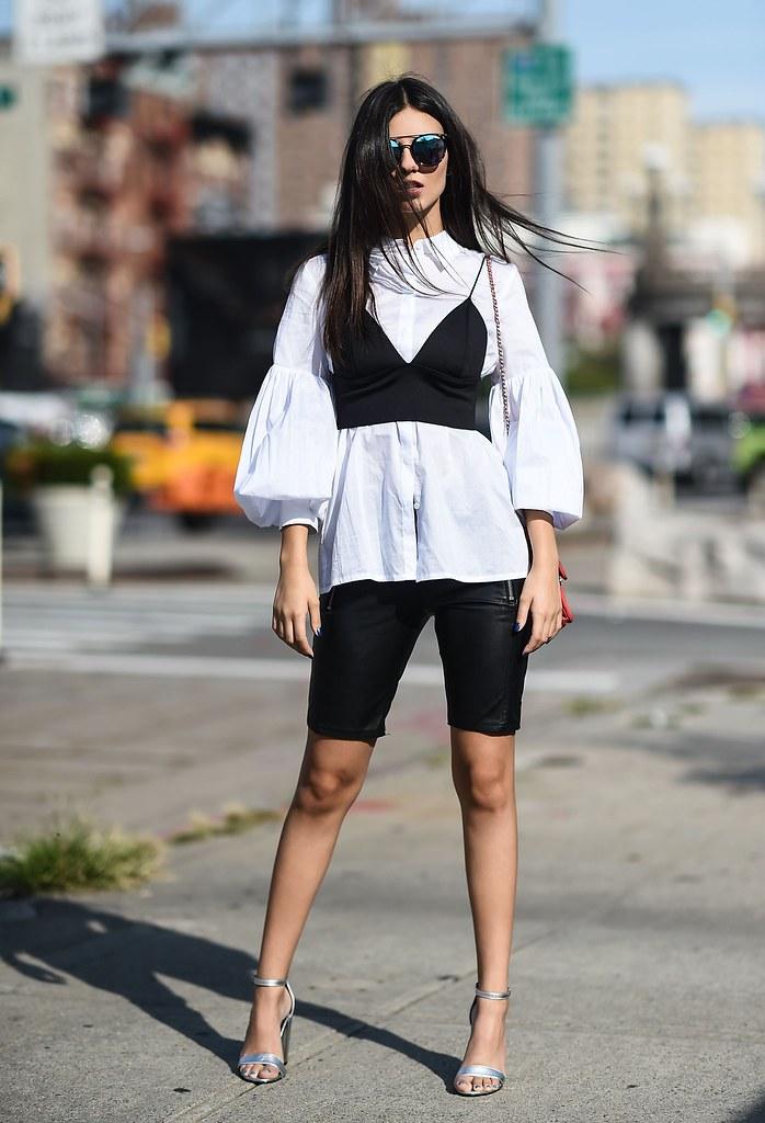 Виктория Джастис — Фотосессия в Нью-Йорке 2016 – 13
