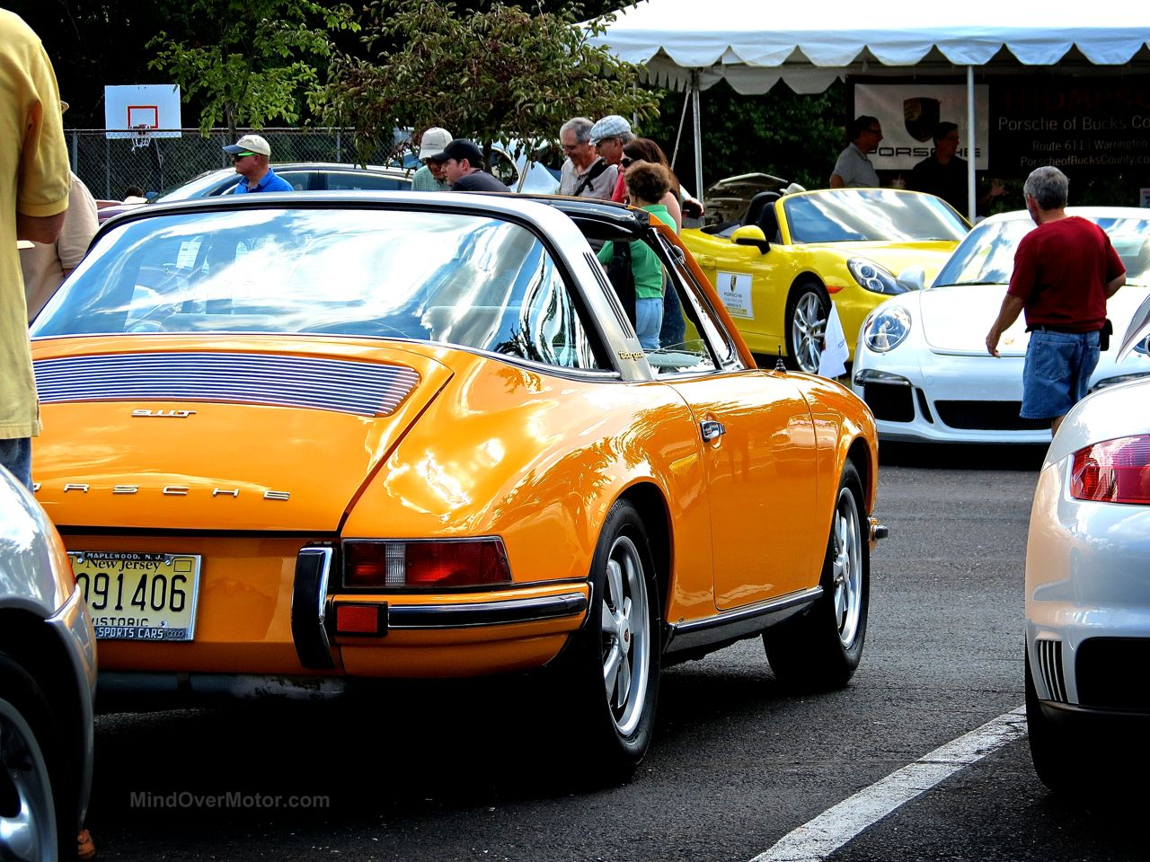 New Hope 2 Porsche 911 Targa