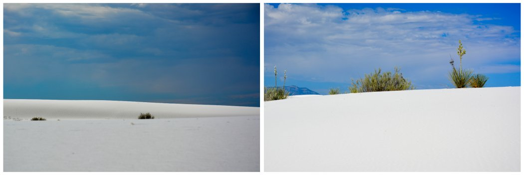 white sands beauty
